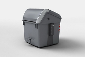 Contenidor d'escombraries