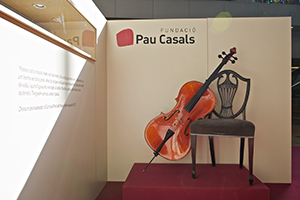 Pau Casals Exhibition