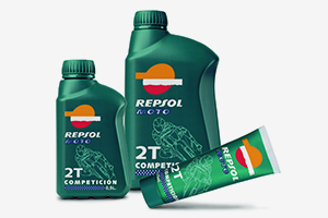 Repsol Motor Oil Packaging