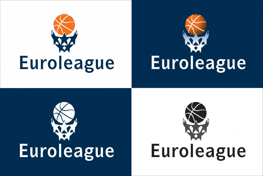 Euroleague logos