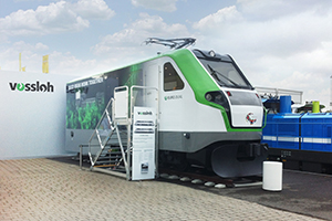 Innotrans 2014 Dual VIP Mock-up